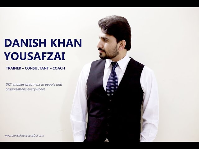 DANISH KHAN YOUSAFZAI