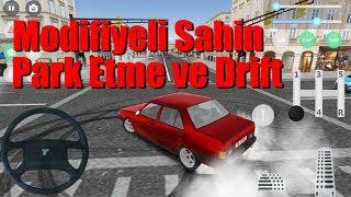 Modifiyeli Sahin Park Etme ve Drift (Android Games) screenshot 2