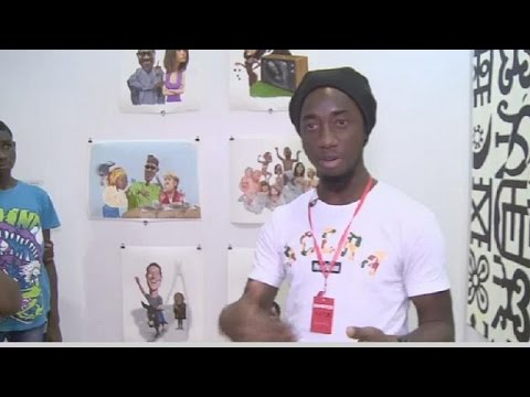 Nigeria : la foire internationale d'art contemporain