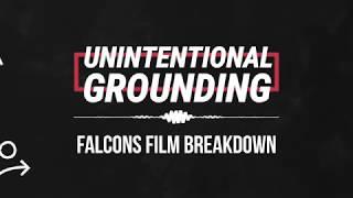 Falcons Film Breakdown || 2017 Sack Breakdowns || De'vondre Campbell vs Patriots