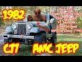 PT6 1982 Jeep Wrangler CJ7 rebuild, Yi Dashcam, Power steering lines, radio, lahey RIP