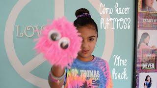 Xime ponch bolas de unicel decoradas selena gomez video for Cuarto de xime ponch
