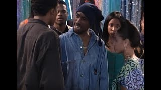 A Different World: The Tupac Shakur Episode - part 4/6 - Homie, don't ya know me?