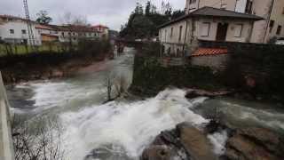 Cascada en el Río Miera - La Cavada