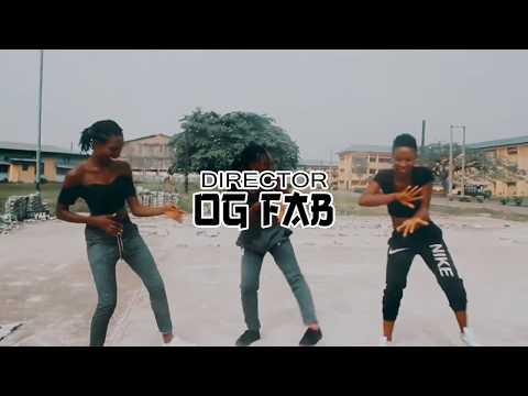 DAVIDO - NWA BABY (DANCE VIDEO)