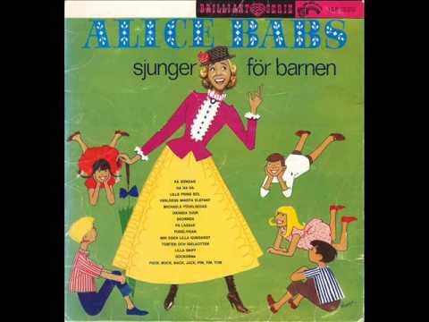LP: Alice Babs sjunger för barnen