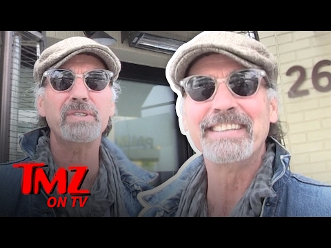 Jeff Fahey Weighs In On Bizarre Lawsuit Involving 'Guardians Of The Galaxy Vol. 2' | TMZ TV