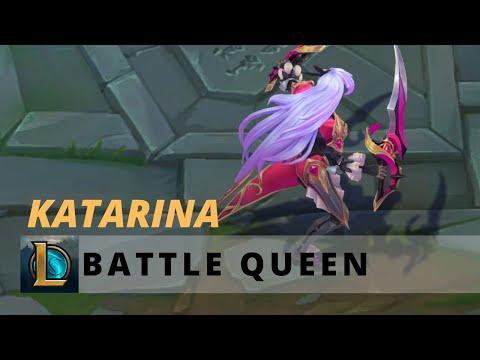 Battle Queen Katarina - League of Legends