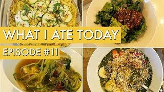 What I Ate Today: Episode 11