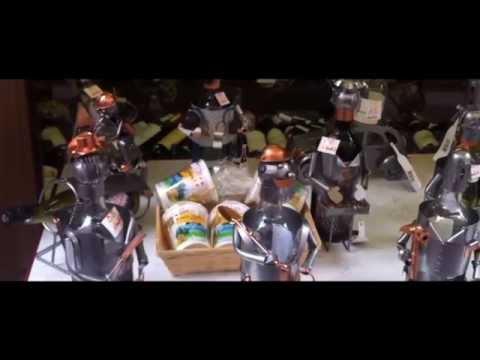 Vidéo tournée par les étudiants de l'école hôtelière de Châtillon en Val d'Aoste