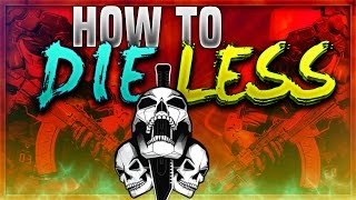 How To DIE LESS In BLACK OPS 3 - BO3 How To STAY ALIVE LONGER (Increase KD Ratio COD BO3)