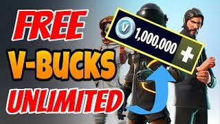 How to get vbucks fortnite skins | free Fortnite v bucks hack fortnite | Free v-bucks fortnite