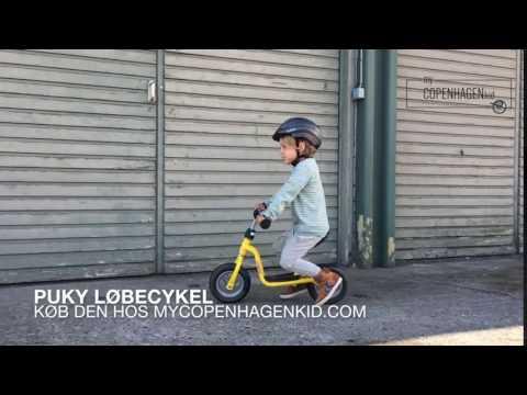 Flot Puky løbecykel til børn fra 2 år - YouTube GT-36