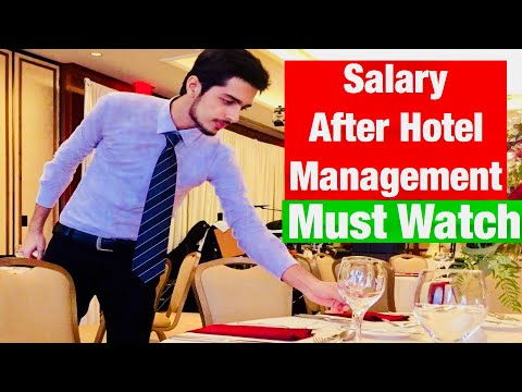 Salary Per Month In Hotel Industry    Syed Kazim