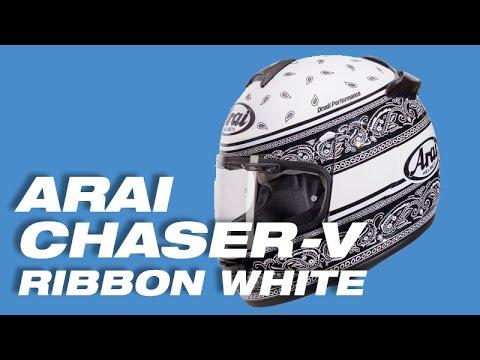 e2d85c9b Arai Chaser-V Ribbon White Siyah Beyaz Kapalı Motosiklet Kaskı Hakkında  MotosikletAksesuarlari.com