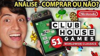Comprar ou não? Clubhouse Games 51 Worldwide Classics Review / Análise