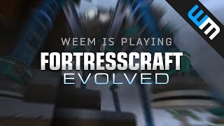 Fortresscraft Evolved // Minecraft Meets Factorio