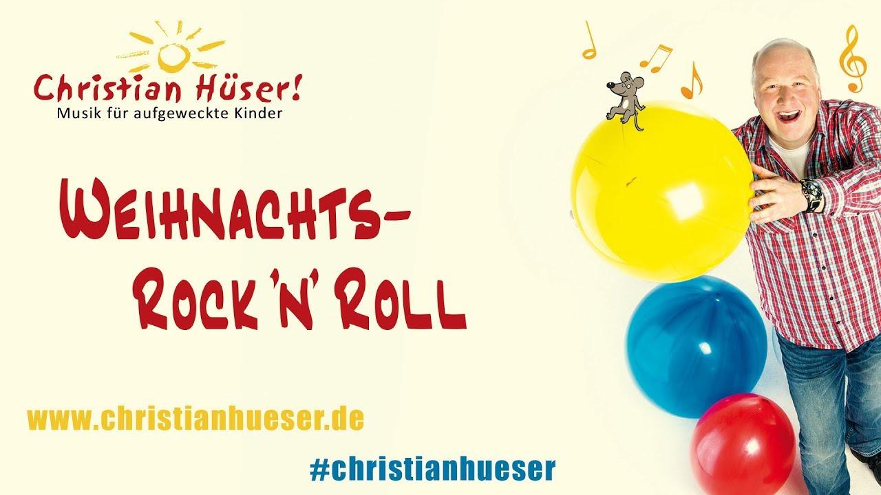 Weihnachts Rock ´n´ Roll - Christian Hüser - ein Weihnachts Rock \'n ...