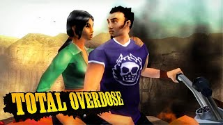 Total Overdose (PC) - Gameplay Walkthrough - Final Mission: The Getaway Train (Ending)