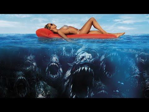 Вопрос: Как безопасно купаться с пираньями?