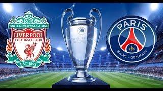 Liverpool vs PSG 3-2 (All Goals & Highlight) - Champions League 2018HD