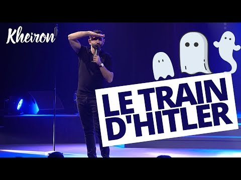 Le train d'Hitler - 60 minutes avec Kheiron