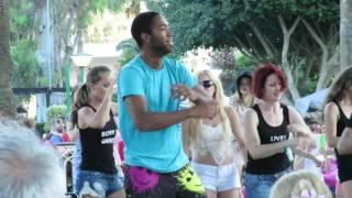 Танцуют ВСЕ!  Русско-кипрский Фестиваль 2016 ( Лимассол)