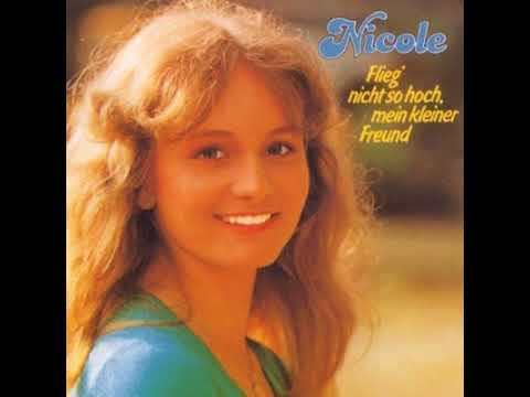 Nicole - Ich Hab' Einen Storch Gesehen
