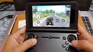 Máy chơi game cầm tay android Gpd XD chơi game Pubg Mobile [Promaxshop.vn]