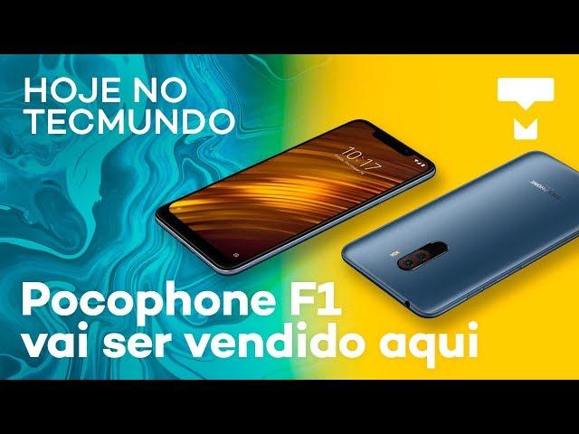 Dobráveis da TCL, Mi 9, Pocophone F1 no Brasil e mais - Hoje no TecMundo