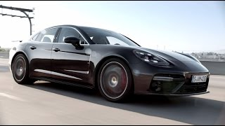 The new Panamera. Courage changes everything.(How do you create an unmistakeable sedan that was born on the race track and is at home on the road? With the courage to change. The courage to make ..., 2016-06-28T18:27:53.000Z)