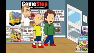 Cooper For Hire #2. Gamestop