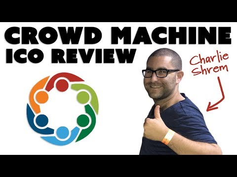 Crowd Machine ICO Review - dApps 45x Faster to Market!