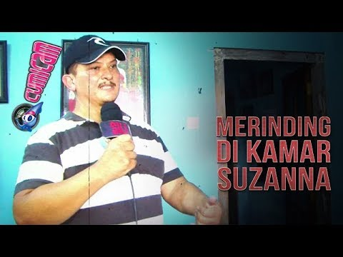 Tak Ada yang Berani Tidur di Kamar Alm. Suzanna, Luna Maya Merinding - Cumicam 16 Oktober 2018