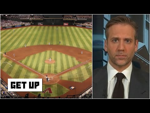 Max Kellerman Thinks MLB Can Make Plan Work, If There's Enough Testing | Get Up