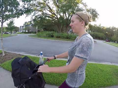 Vivo Dog Stroller unboxing Part 2 – A quick walk!
