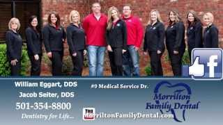 Tooth Aches, Fillings, Broken or Chipped Teeth, Pain Dentist - Morrilton Family Dental