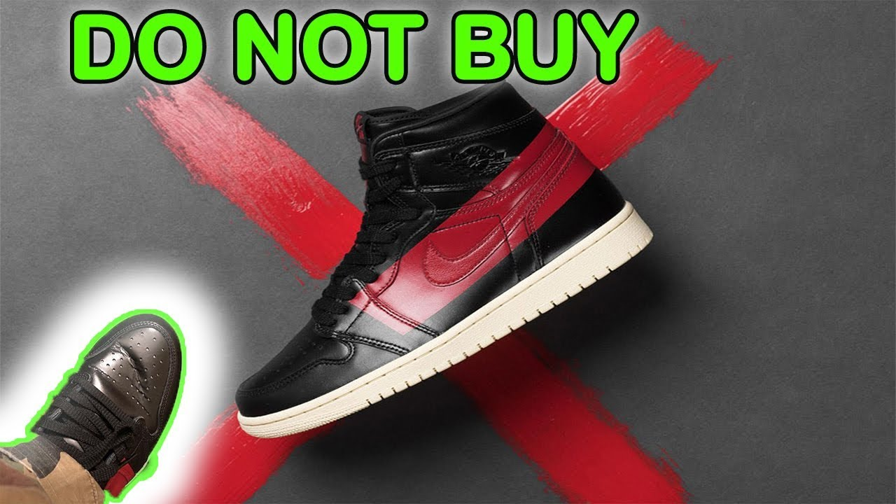 3df5c9b35cd DO NOT BUY JORDAN 1 DEFIANT COUTURE!! (MUST WATCH BEFORE BUYING ...