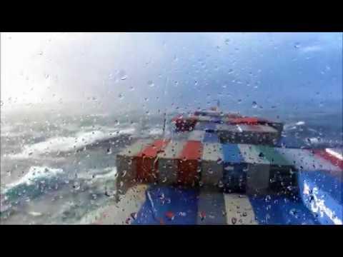 Rough Seas in the North Atlantic