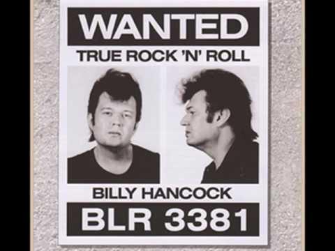 Billy Hancock - Marie Marie