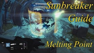 The Taken King Tip: Melting Point