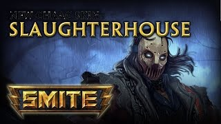 Smite Classic Conquest Chaac in Solo lane - Slaughterhouse #31