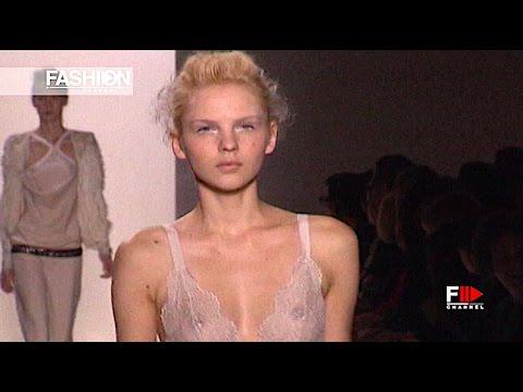 VANESSA BRUNO Spring Summer 2010 Paris - Fashion Channel