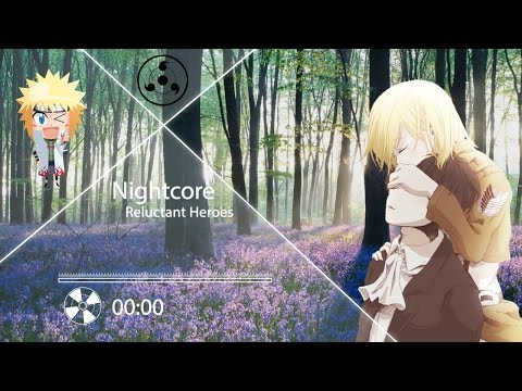 Nightcore - Reluctant Heroes - AmaLee Cover