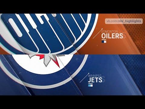 Edmonton Oilers vs Winnipeg Jets Oct 16, 2018 HIGHLIGHTS HD