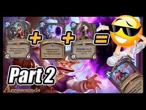 Let's Twist Again! Quest Warlock With Plot Twist- Saviors Of Uldum Hearthstone