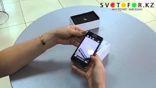 Samsung Galaxy S II plus в интернет магазине электроники Казахстана svetofor.kz!(Samsung GALAXY S II Plus продолжает линейку стильных телефонов Samsung GALAXY и отличается улучшенной функциональностью..., 2013-07-22T06:05:17.000Z)