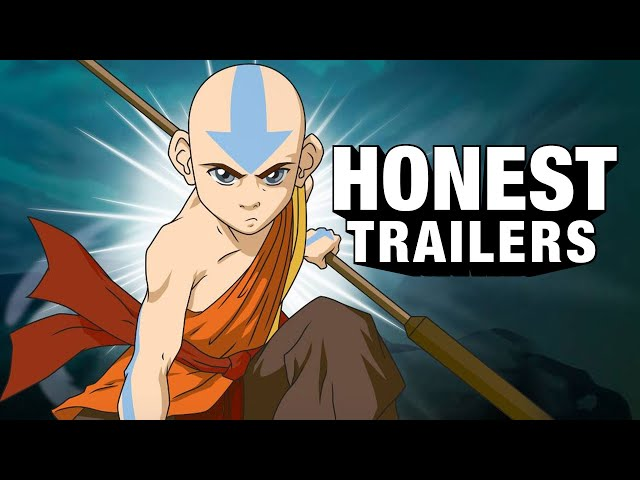 Honest Trailers | Avatar: The Last Airbender
