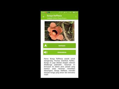 Website PKT Kebun Raya Bogor LIPI Kebun Raya Bogor adalah Lembaga
