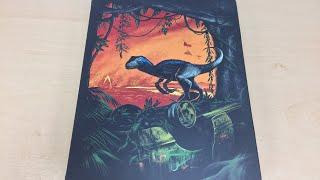 Jurassic World: 5-Movie Collection - 4K Ultra HD Blu-ray SteelBook Unboxing